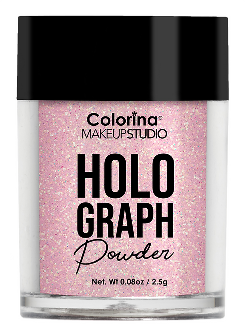 COLORINA HOLOGRAPH POWDER #10 CHROME