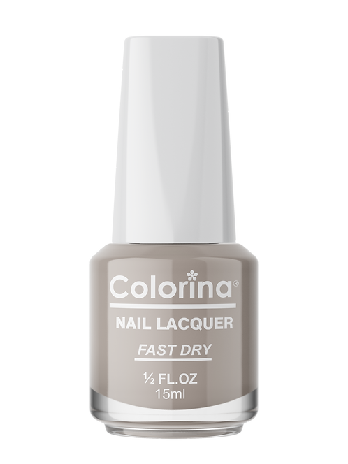 COLORINA NAIL LACQUER #49 NEUTRAL