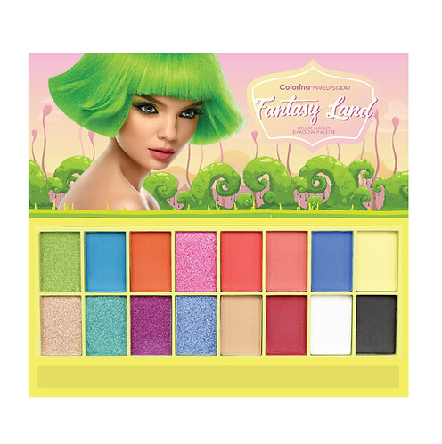 COLORINA FANTASY LAND SHADOW PALETTE A