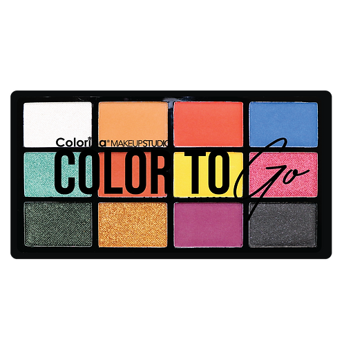 COLOR TO GO BIG PALETTE D