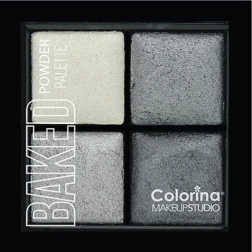 COLORINA BAKED POWDER PALETTE (C)