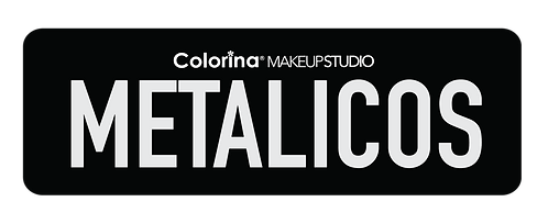 COLORINA LATINAS COLLECTION METALICOS EYESHADOW