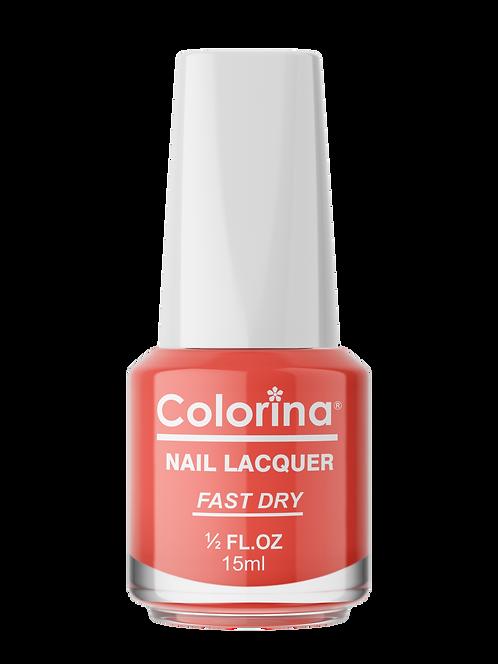 COLORINA NAIL LACQUER #38 FLIP FLOP FANTASY