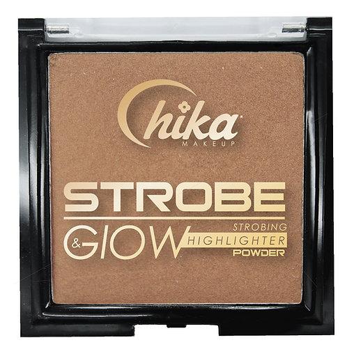 CHIKA STROBE & GLOW HIGHLIGHTER GOLD LED #11