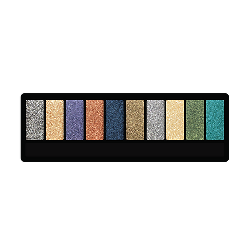ELITE COLLECTION EYESHADOW PALETTE