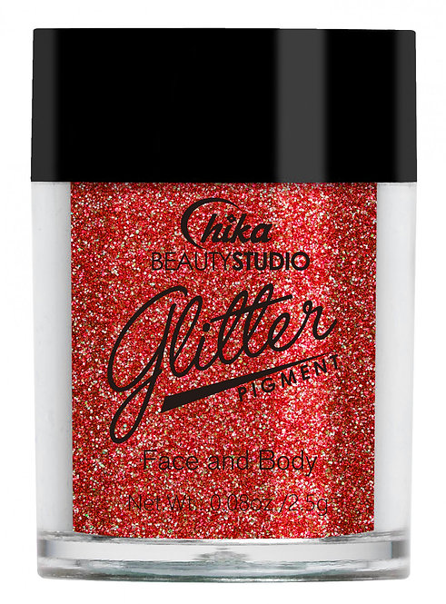 CHIKA GLITTER PIGMENT WINE #10