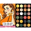 Thumbnail: COLOR UP EYESHADOW PALETTE (F)