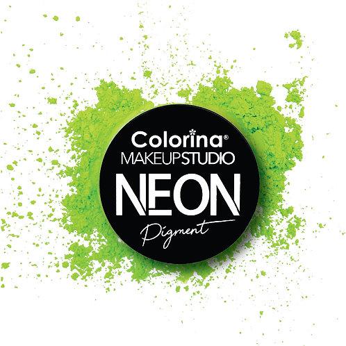 COLORINA GREEN NEON PIGMENT