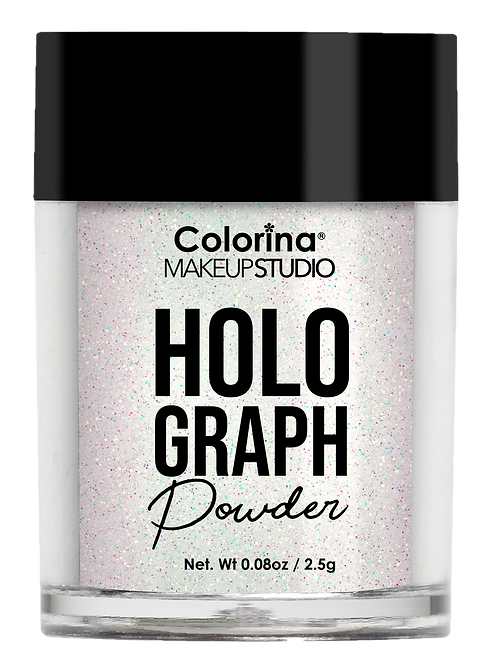 COLORINA HOLOGRAPH POWDER #01HOLO