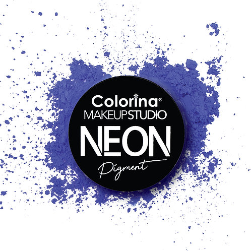 COLORINA BLUE NEON PIGMENT