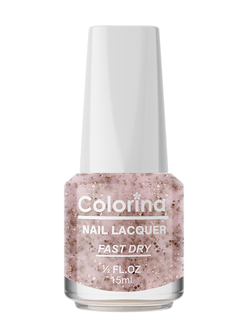 COLORINA NAIL LACQUER #117 GIRLS BARBIE