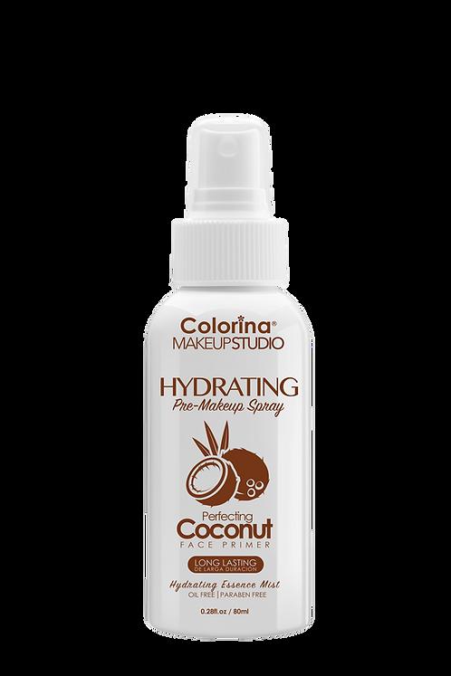 COLORINA HYDRATING COCONUT FACE PRIMER SPRAY (PRE-MAKEUP)