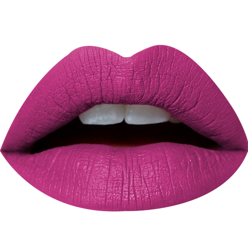 NEW CHIKA MATTE LIQUID LIPSTICK OVAL  REAL PINK #17