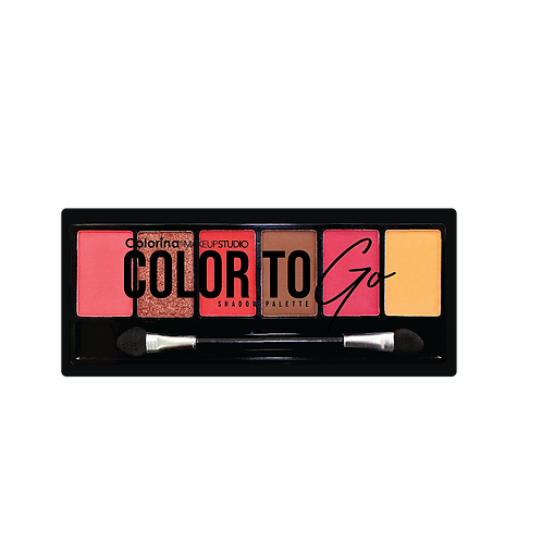 COLOR TO GO SMALL PALETTE C