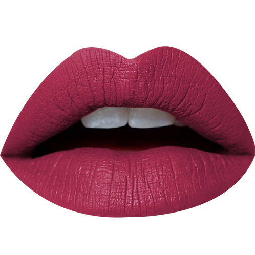 NEW CHIKA MATTE LIQUID LIPSTICK OVAL ROSE #12
