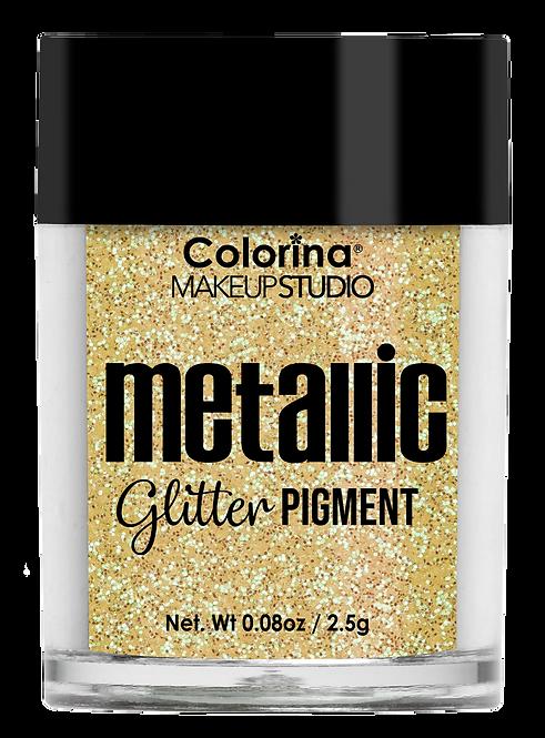 COLORINA METALLIC GLITTER PIGMENT #07 TROUBLED