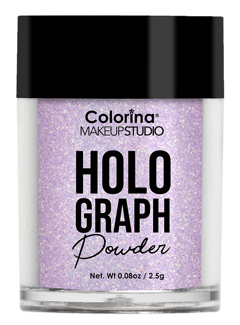COLORINA HOLOGRAPH POWDER #12 VIOLA