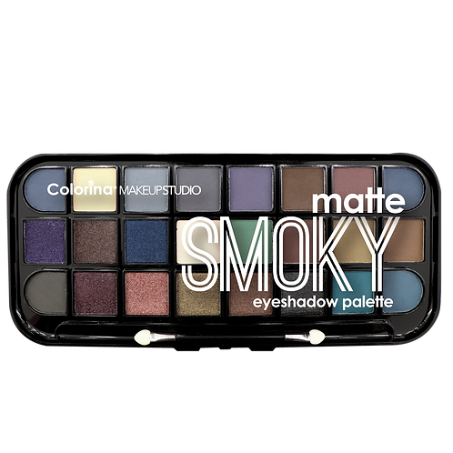 COLORINA SMOKEY BIG PALETTE A
