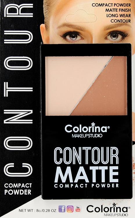 COLORINA BLISTER MATTE CONTOUR #02