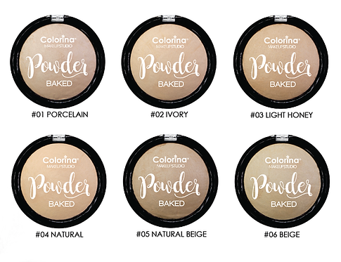 BAKED COMPACT POWDER COLLECTION