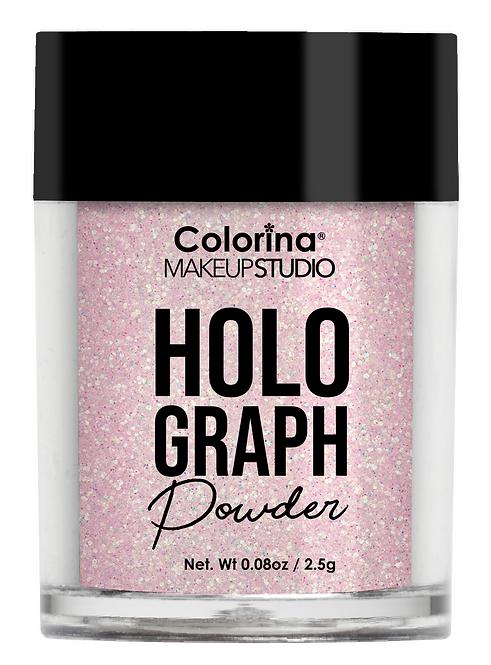 COLORINA HOLOGRAPH POWDER #08 BELLA