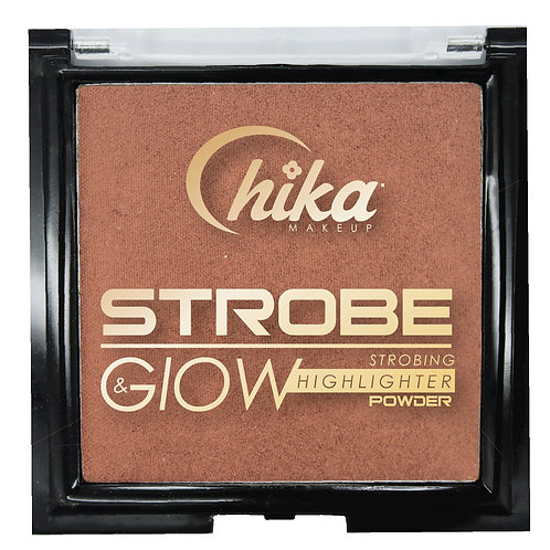 CHIKA STROBE & GLOW HIGHLIGHTER HIGH VOLT #12
