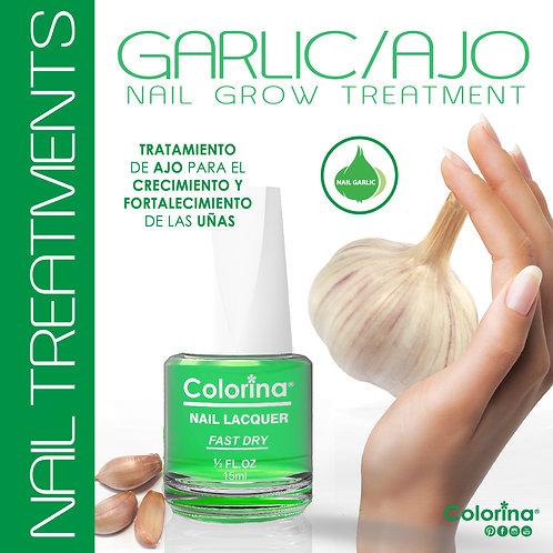 Nail Treatment GARLIC