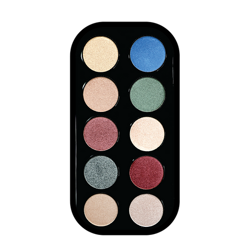 SHADOW PALETTE 10 COLOR PCE039 SHIMMER