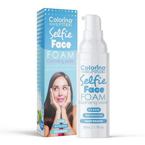 SELFIE FACE  FOAM CLEANSER (FACE) (B)
