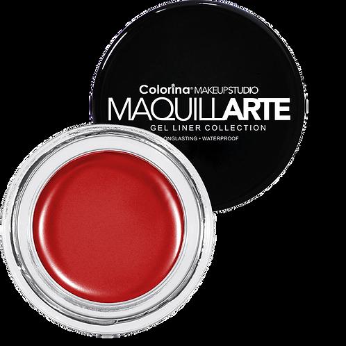 MAQUILLARTE EYELINER GEL #09 FRAMBUESA