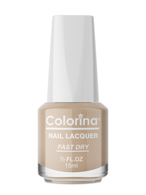 COLORINA NAIL LACQUER #53 FRENCH BEIGE