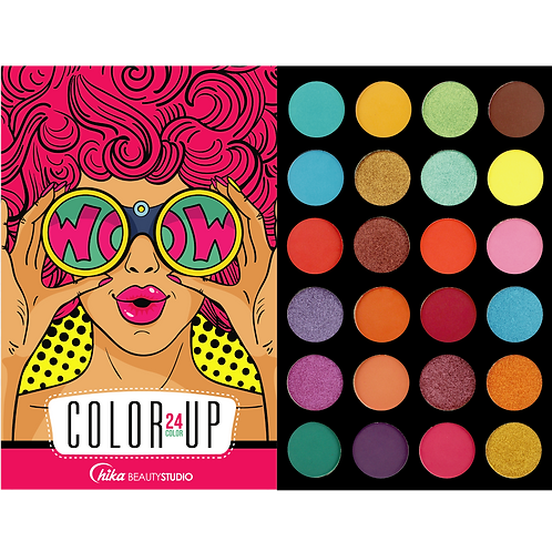 COLOR UP EYESHADOW PALETTE (A)