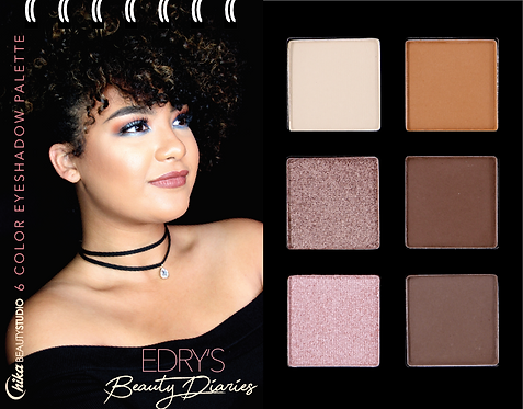 EDRY COLLECTION EYESHADOW A
