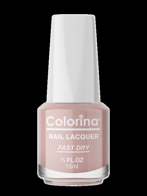 COLORINA NAIL LACQUER #61 BRIDALS PINK