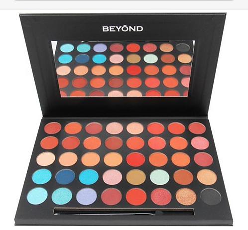 Beyond Challenge 40 Color Eyeshadow