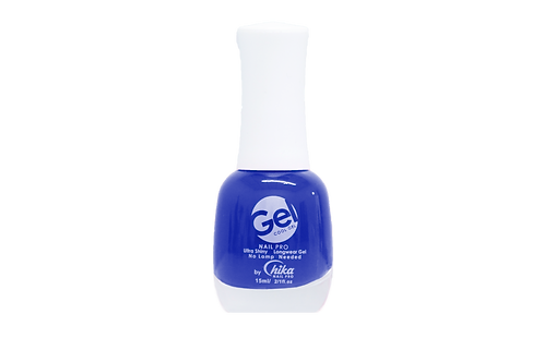 CHIKA COOL GEL NAIL POLISH OCEAN BLUE #05