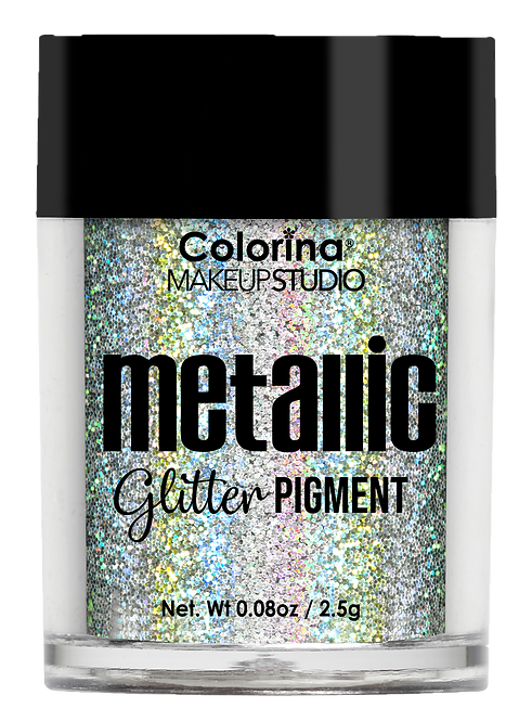 COLORINA METALLIC GLITTER PIGMENT #12 DARK