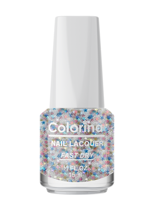 COLORINA NAIL LACQUER #110 PARTY STAR