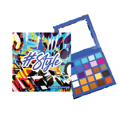 #HastagMe Collection B Palette (Style)
