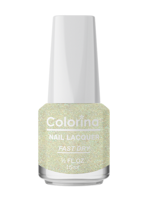 COLORINA NAIL LACQUER #111 PRINCESS RINGS