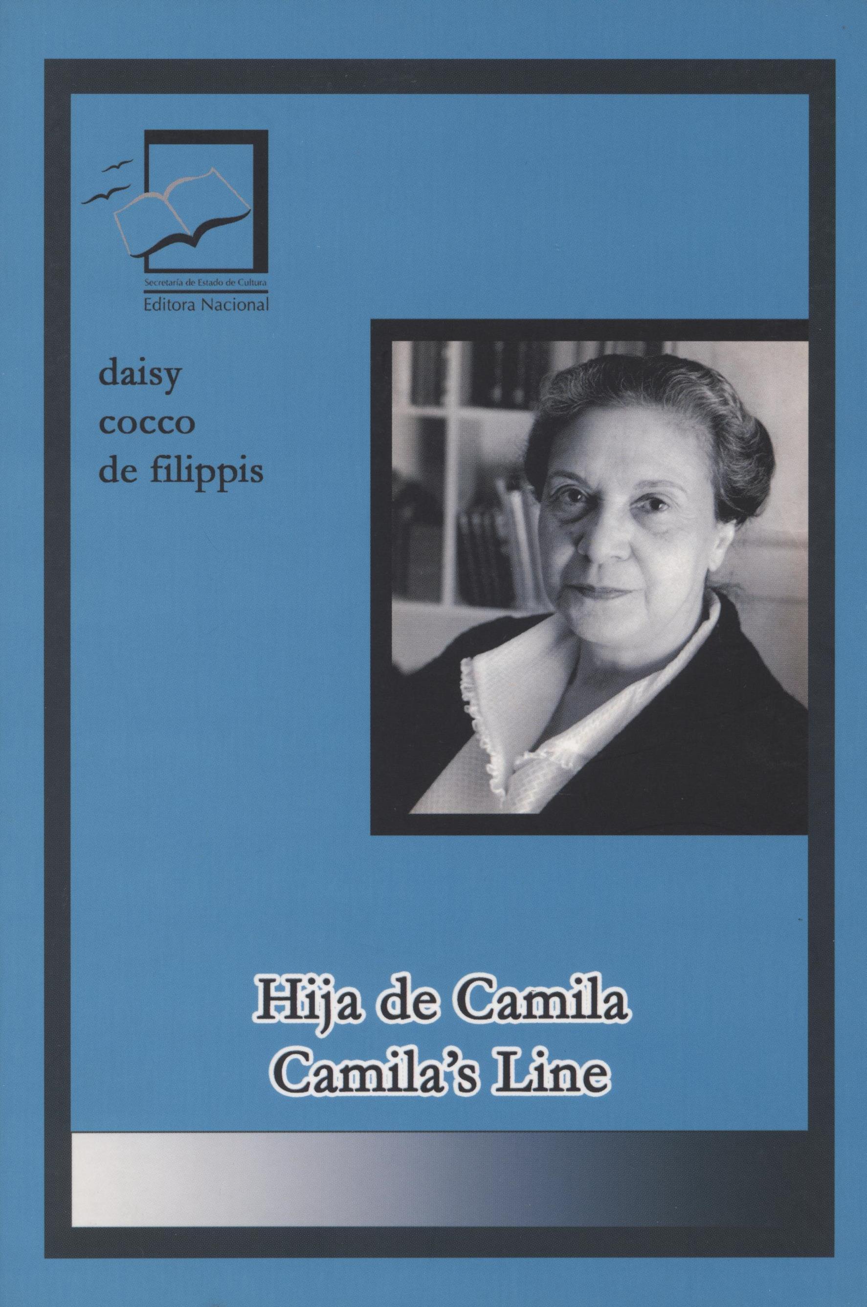 Hija de Camila. Daysi Cocco De Fillippis