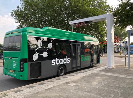 Qbuzz en ABB geven boost aan emissie-vrij openbaar vervoer