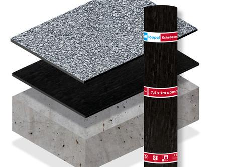 Solide basis voor het platte dak