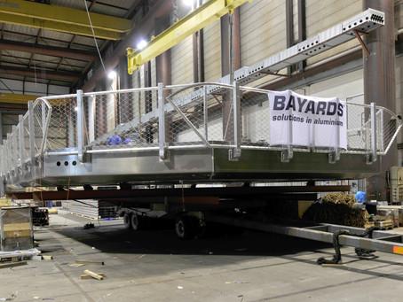Damen Shipyards Gorinchem houdt veiling als onderdeel van duurzaamheidsstrategie