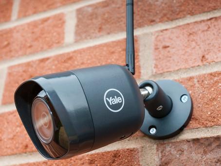 'Camera's en deurbelcamera's schrikken inbrekers af'