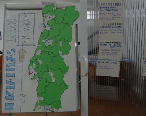 Mapa do Alternativas