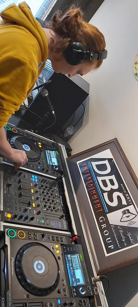 DJ100 Başlangıç Seciyesi DJ Kursu