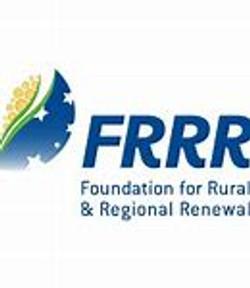 FRRR- Foundation for Rural & Regional Renewal