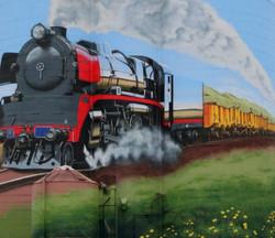 Train & Railway