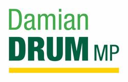 Damian Drum MP